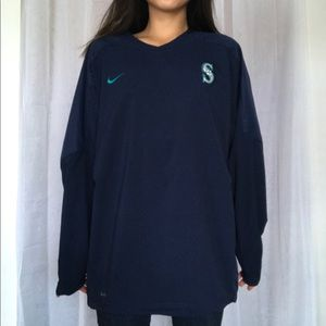 Seattle Mariners Nike dri fit pullover